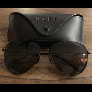 DIFF sunglasses NEVER WORN